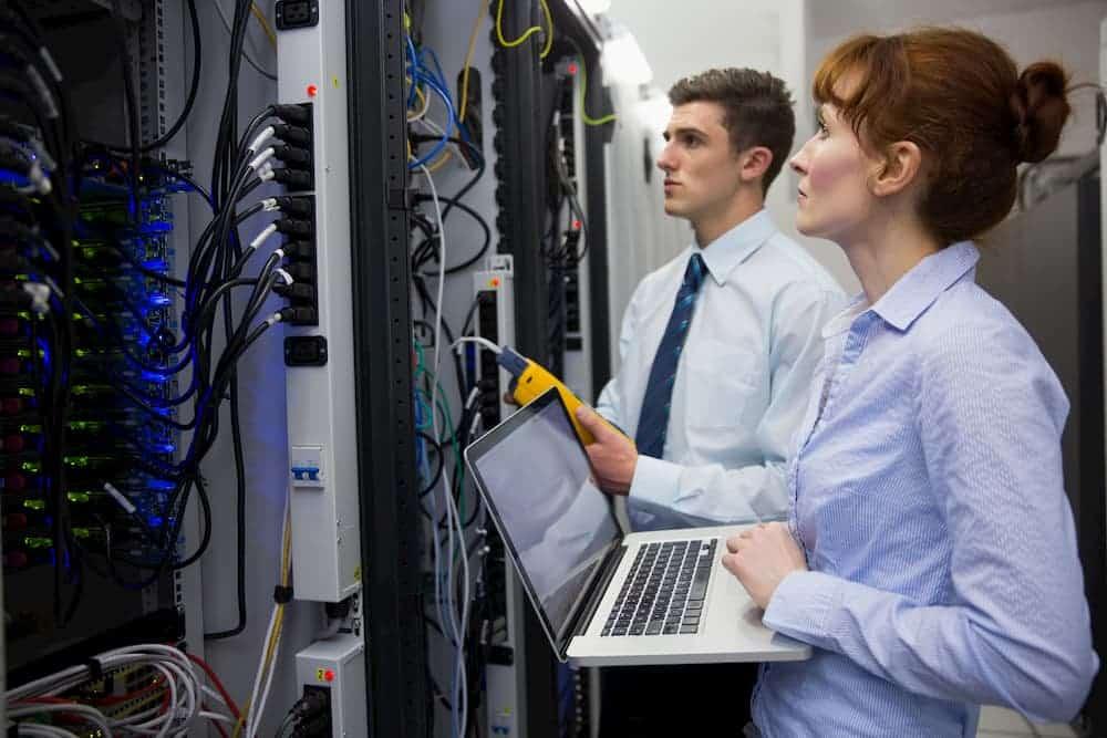 Métiers infrastructures informatique